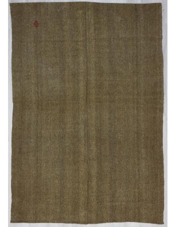 Vintage Modern Turkish Kelim Rug