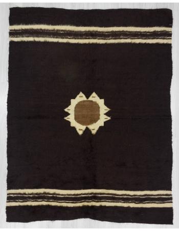Vintage Turkish Siirt Kilim Rug