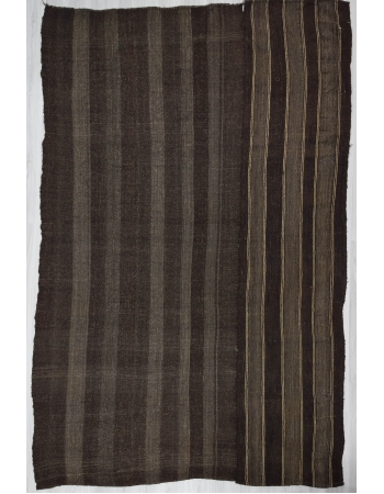 Vintage Turkish Afyon Kilim Rug
