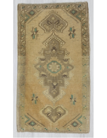 Mini Vintage Turkish Carpet