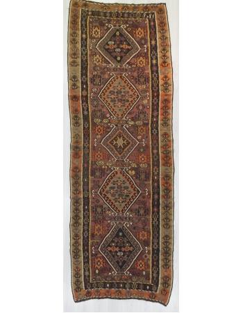 Vintage Decorative Unique Kars Rug