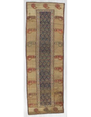 Antique Decorative Persian Serapi Rug