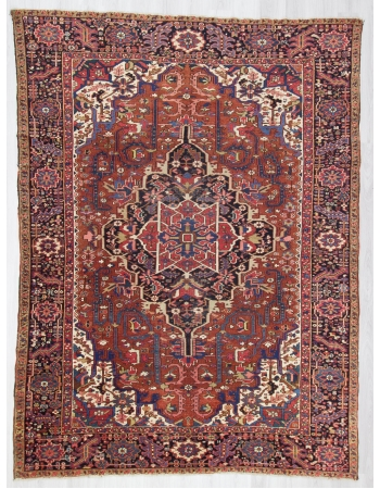 Vintage Decorative Large Hareez Rug