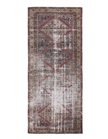 Distressed Antique Unique Rug