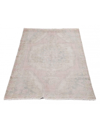 Faded Vintage Decorative Are Rug