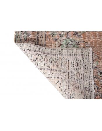 Vintage Mid-Century Turkish Rug