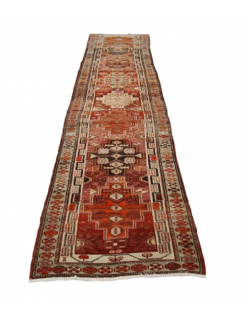 Decorative Vintage Herki Runner