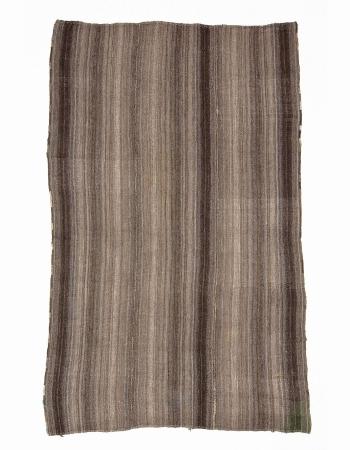Modern Vintage Unique Turkish Kilim Rug