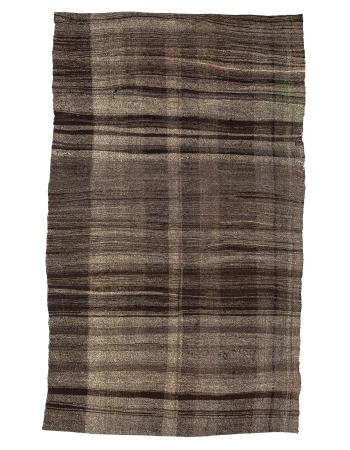 Modern Vintage Turkish Kilim Rug