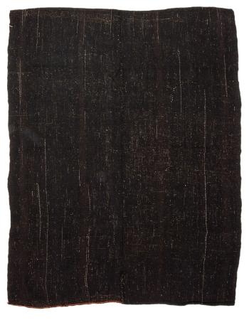 """Modern Vintage Goat Hair Kilim Rug - 6`9"""" x 8`6"""""""