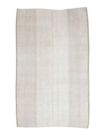 """Vintage Modern Turkish Kilim Rug - 7`6"""" x 11`7"""""""
