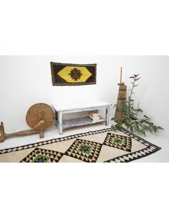 "Vintage Decorative Unique Kilim Runner - 3`1"" x 9`0"""