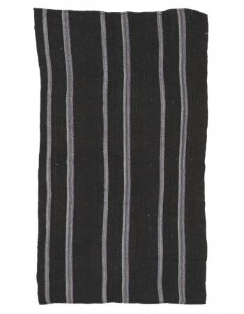 """Vintage Modern Turkish Kilim Rug - 4`6"""" x 8`6"""""""