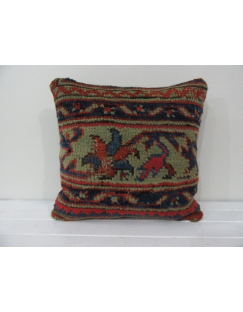 Handmade kilim pillow cover