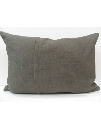 White Handmade decorative Turkish kilim pillow cover