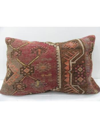 Handmade decorative pillow cover