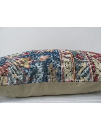 Handmade decorative pillow cover