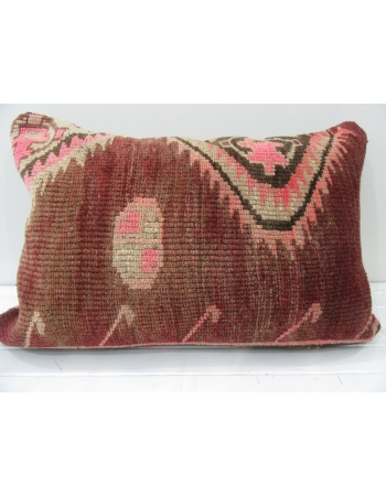 Handmade vintage Turkish cushion cover