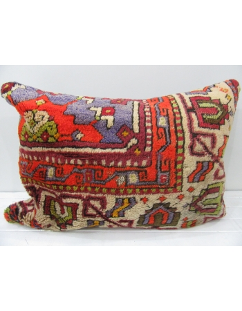 Colorful Handmade decorative pillow cover