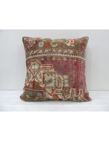 Vintage Turkish cushion cover