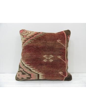 Vintage Turkish cushion cover