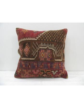 Handmade Turkish decorative pillow