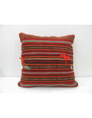Handmade vintage Turkish pillow cover