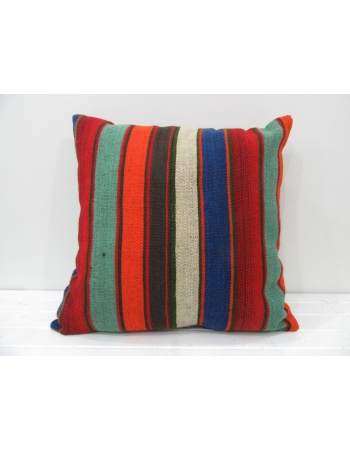 Colorful handmade Turkish decorative pillow
