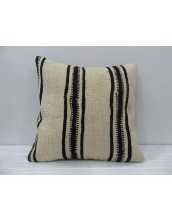 Handmade vintage Turkish pillow cover