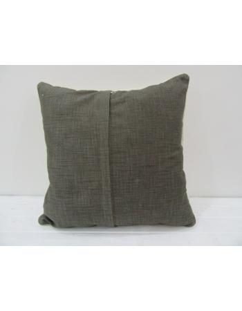 Vintage Beige Turkish Kilim pillow cover