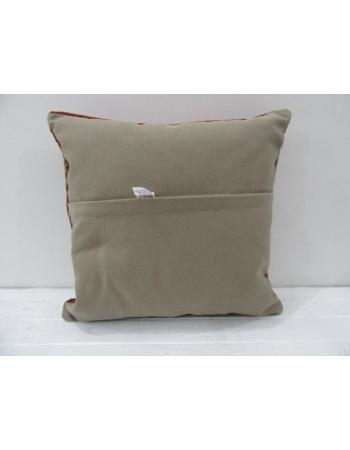 Vintage Handwoven Decorative Turkish Kilim pillow cover