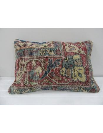 Vintage Handmade Decorative Pillow Cushion Cover