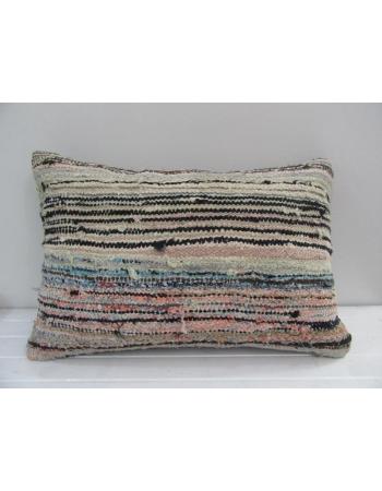 Vintage Handmade Natural Kilim Pillow Cover