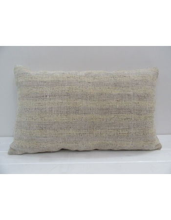 Vintage Handmade Natural Turkish Kilim Pillow cover