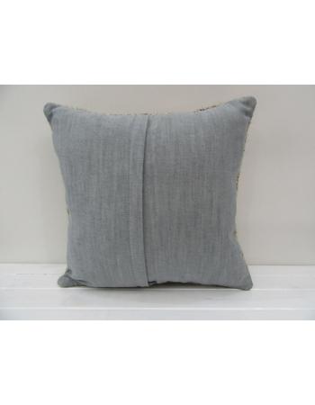 Vintage Handmade Natural Turkish Kilim Pillow cover