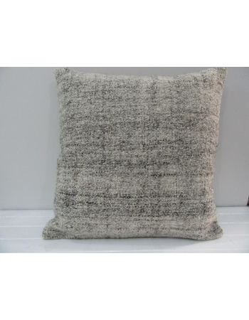 Handmade Vintage Natural Turkish Kilim Pillow Cover