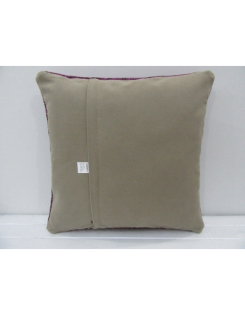 Vintage Handmade Decorative Purple Turkish Pillow Cover