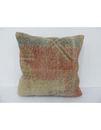Vintage Handmade Decorative Cushion Cover