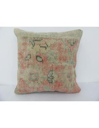 Decorative Handmade Turkish Vintage Pillow
