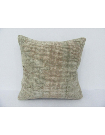 Vintage Faded Decorative Turkish Pillow Cover