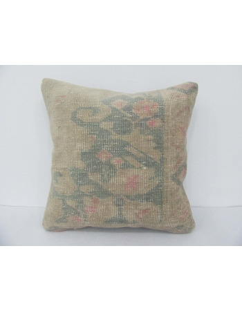 Decorative Vintage Faded Cushion Cover