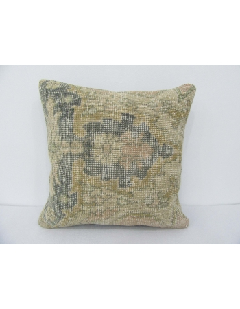 Vintage Handmade Turkish Pillow Cover