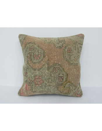 Faded Vintage Decorative Pillow