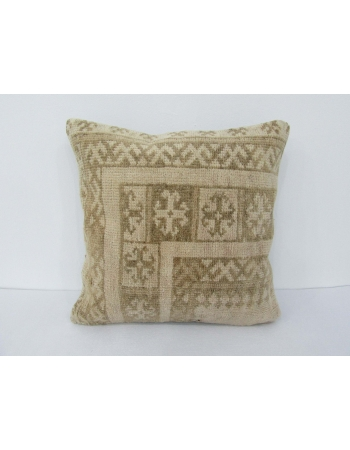 Faded Vintage Turkish Pillow Cover