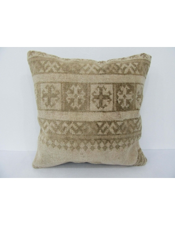 Vintage Pastel Turkish Pillow Cover