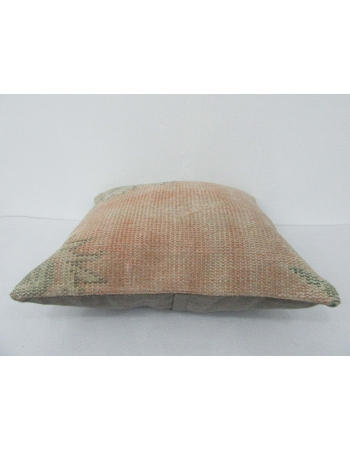 Faded Vintage Decoratice Cushion Cover
