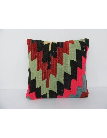 Colorful Handmade Kilim Pillow Cover