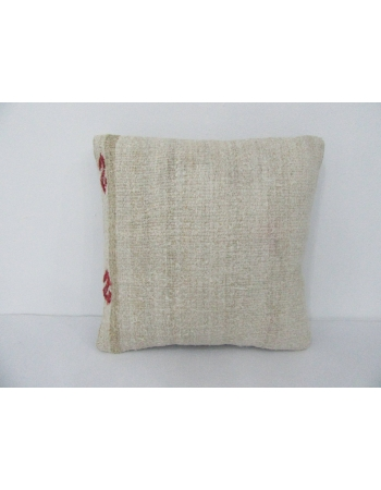 Decorative Hemp Kilim Pillow Cover
