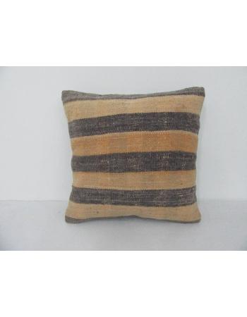Striped Decorative Kilim Pillow Cover