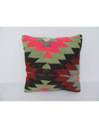 Colorful Vintage Kilim Pillow Cover